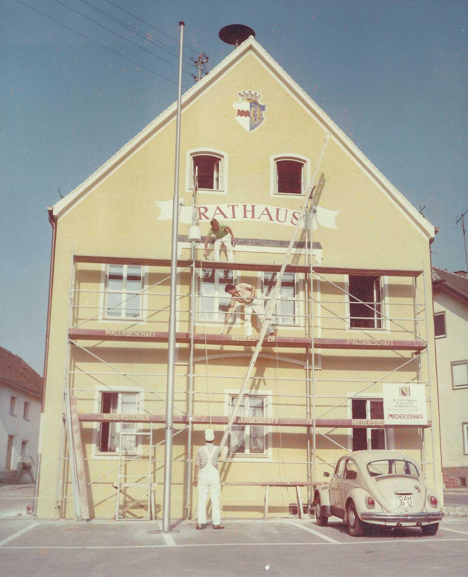 Rathaus Markt Indersdorf